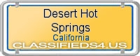 Desert Hot Springs board